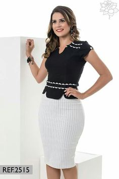 Casual Work Outfit Summer, Stylish Work Outfits, Stylish Dresses, Casual Dresses, Church Dresses, Modest Dresses, Dresses For Work, Corporate Attire, Corporate Fashion