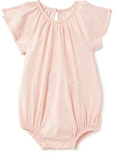 Split Sleeve Bubble One-Piece for Baby Product Image