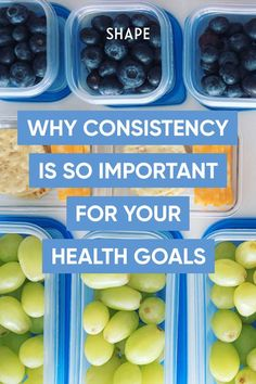 How can you stay consistent while at the same time unconstrained? There is a way, and it's key to your success. These techniques will help you strike a balance between steady and ready for anything. #healthgoals #healthstips