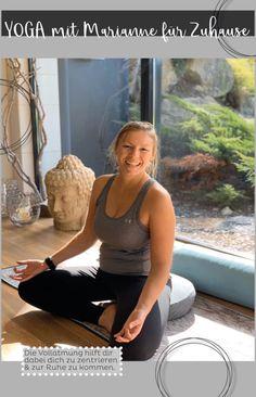 🧘In dieser kleinen Yoga-Einheit zeige ich dir wie du mit Hilfe der Vollatmung dich zentrieren und zur Ruhe kommen kannst. Ich freue wenn du was aus den paar Minuten für dich mitnehmen kannst, Eure Marianne 🥰