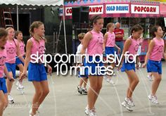 sounds easy.... but could i do it?? [bucket list!]