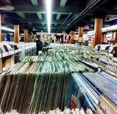 Tramps Records, Saskatoon