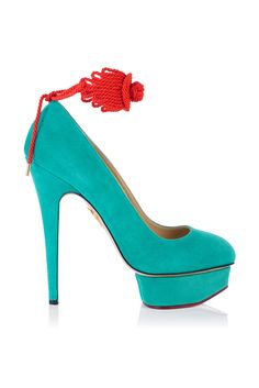 Style.com Accessories Index : fall 2014 : Charlotte Olympia