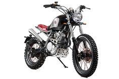 Honda XL600 LM – Matteucci Garage   |  Pipeburn.com