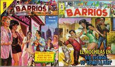 Sensacional De Barrios Editorial Ejea Comic