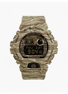 Casio G-Shock Green Camo XL GD-X6900CM 5ER Watch