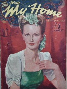 My Home magazine from May 1946