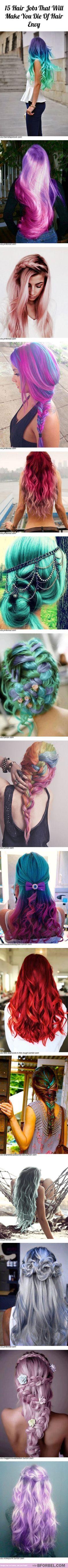 15 hair jobs that will make you die of hair envy