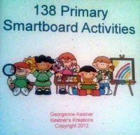 138 Smartboard Activities