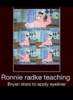 Haha. OMG YES