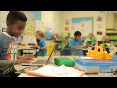 Lawrence Public Schools: Personalized Learning for K-5 - YouTube