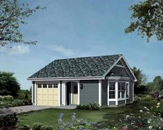 House Plan 95945  Perfect tiny home for just me!
