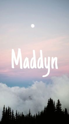 Maddyn perfect girl or boy name - Amelia Baby Name - Ideas of Amelia Baby Name - Maddyn perfect girl or boy name Unusual Baby Names, Cute Baby Names, Unique Names, Baby Girl Names, Boy Names, Baby Girl Nicknames, I Want A Baby, Gender Neutral Names, Name Inspiration