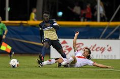 LATE PENALTY FOILS ARMADA'S LEAD IN LAST MINUTE DRAW WITH RAYO OKC http://sumo.ly/pn59