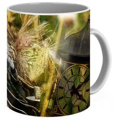 Interior #decor Coffee Mug for home, office and businesses with #yellow colors. Available in two sizes.