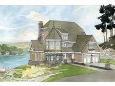 House Plans #AFLFPW17177 - House plan featured image http://www.floorplans.com