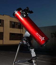 Celestron SkyProdigy 130 costs half as much as the competition and zeroes in on its target in three minutes. $700 #Telescope #Celestron_SkyProdigy_130 #Popular_Mechanics