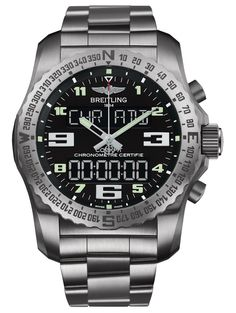 Breitling Cockpit B50 Watch With Exclusive New SuperQuartz Movement Watch Releases