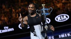 Two bros were playing a casual game of tennis. Then Serena Williams showed up.