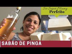 Sabão caseiro em Barra de Pinga perfeito -Sir Super Mamy - YouTube