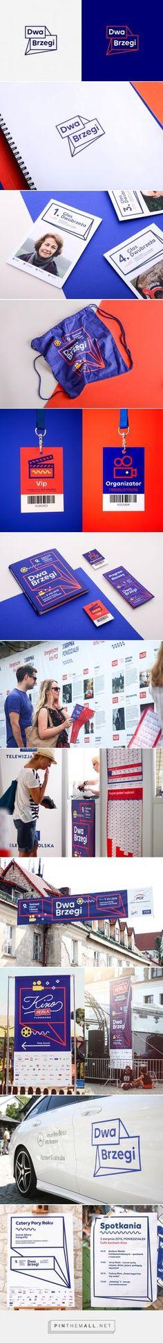Dwa Brzegi - 9th Film and Art Festival on Behance - created via http://pinthemall.net