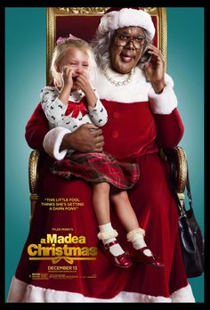 tyler perrys a madea christmas madea dispenses her unique form of holiday spirit on rural town when shes coaxed into helping a friend pay her daughter a