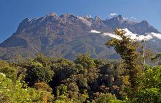Mount Kinabalu, een reus op het Maleisische Sabah