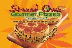 #Gourmet #Cannabis #Pizzas