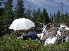 Tahoe Art League - Plein Air Painting - Public Welcome! Click for Summer Schedules and maps