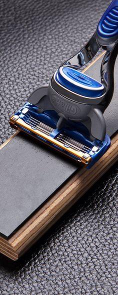 Made in the USA by a professional woodworker, this razor sharpener gives you like-new blades in a few swipes—extending the lifespan of your cartridge up to seven times. Get 35 to 40 shaves from a standard razor and slim down the number of blades you need to toss.