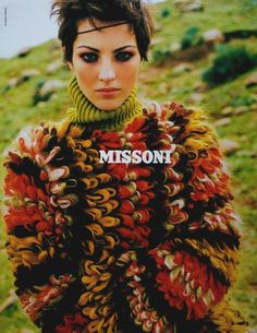 patternprints journal: TRIBUTE TO OTTAVIO MISSONI AND HIS FAMOUS PATTERNS