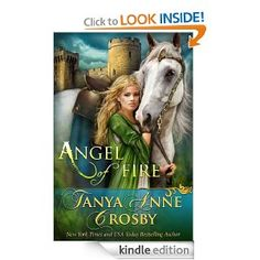 Angel of Fire by Tanya Anne Crosby | EBook Escape