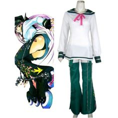 Air Gear Simca Halloween Cosplay Costume For Sale