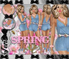 ✿☆ ¸. • * ¨ * • ☆JUST OUT OF PEER!☆ ¸. • * ¨* • ✿  ✮SPRING FEVER BUNDLE: http://www.imvu.com/shop/product.php?products_id=32995376  * Comes with jumper, bracelets, necklace, and heels.  ✿My Full Catty:  http://www.imvu.com/shop/web_search.php?manufacturers_id=95572994  ✿SellingBeauty Catty:  http://www.imvu.com/shop/web_search.php?manufacturers_id=102695625  ✿☆ ¸. • * ¨ * • ☆JUST OUT OF PEER! ¸. • * ¨* • ☆✿