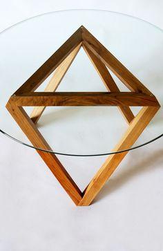 plateau en verre securit table sur mesure