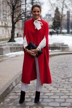 Laure Heriard Dubreuil in Dior
