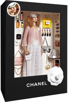Vogue Paris Panoplies Editorial | Chanel