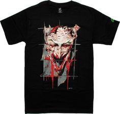 Batman: The Joker Skinned T-Shirt