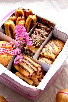 Galletas con baileys Sweet Cookies, Biscuit Cookies, Best Cookie Recipes, Sweet Recipes, Cookie Packaging, Brownie Cookies, Sweet And Salty, Dessert Recipes, Food And Drink