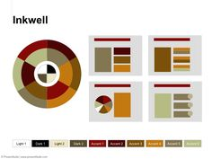 57 best powerpoint 2011 mac color themes images on pinterest
