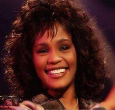 The Beautiful and Radiant Whitney Houston
