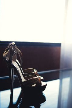 Now that I'm not with my super short ex-boyfriend anymore, heels are back! Jimmy Choo, muah! <3