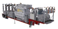 Portable Transformer Substations