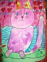 Sleepyhead Designs Studio: Pattern Cats