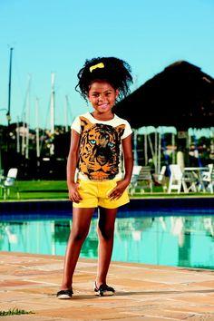 Blusa Feminina c/ Estampa Onça Tamanhos: 04 ao 16  #fashion #style #love  #cute #photooftheday #beautiful #model #moda #primavera #verao #brasil