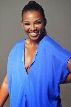 Genevieve Nnaji Is The Cynosure Of All Eyes As She Kick Starts New Project