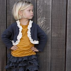No Itchy Tags Here! Check Out Teres Kids' Clothes - as seen on http://www.lilsugar.com