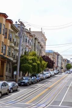 San Francisco Trip - Day 1