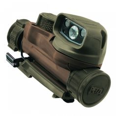 The Petzl Strix IR is a tactical headlamp with multiple carry options, featuring visible and infrared lighting. It fits to a ballistic helmet, MOLLE clip or can be worn on the head with the headband (included). Double rotation of the body and of the head torch - rotates 180 degrees horizontally and 120 degrees vertically. Colour lighting modes red, green and blue. White lighting modes - stealth, close range and movement. Infrared lighting modes, close range, movement and IFF. Max Lumens…