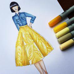 Dress Design Drawing, Dress Design Sketches, Dress Drawing, Fashion Design Drawings, Fashion Sketches, Fashion Figure Drawing, Fashion Drawing Dresses, Laura Fashion, Fashion Art